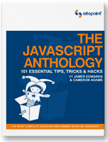 JavaScript Anthology Cover